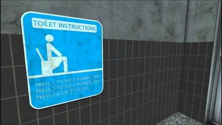 Totally Accurate Toilet Simulator